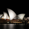 Thumbnail image for 『组图』 缤纷绮丽的悉尼歌剧院夜景