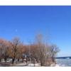 湖·蓝天 Lake Ontario