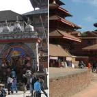 尼泊尔自助游记: (4) 三个老皇宫 – 世界的遗产