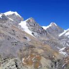 尼泊尔自助游记: (1) 来! 我们去看'真正的山'!