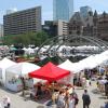 为生活加一点点创意和品味 – Toronto Outdoor Art Exhibition