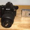 旅游和摄影 : 我的第一部 DSLR – Nikon D60