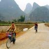 [旅游照片讲古] – 骑脚踏车游阳朔,看那有名的天下四绝