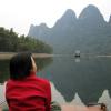 [旅游照片讲古] – 乘小舟游阳朔,看那有名的天下四绝