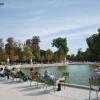 欧洲自助游记 - 巴黎迷人的公园