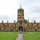 英国自助游记 – 牛津大学会变魔法?!