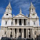 伦敦自助游记 – 一日内见古今名建筑师作品 (圣保罗教堂和Tate Modern)