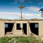 自行车狂人 – 回家路上展绝技