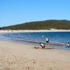 Port Stephens 之旅 – 40度摄氏下的海滩和沙丘