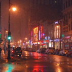 A Cool Night in Montreal