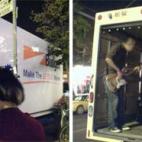 货车内的乐队 Band in a Truck