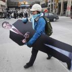 奥巴马今天到访加拿大 – 加国为他疯狂也 !