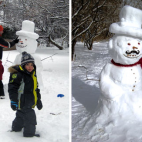 雪(和)人的欣喜