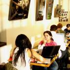 多伦多咖啡店上网的文化