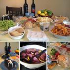 如何开个 Sangria 清凉西式夏季派对