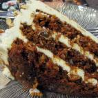 World's Best Carrot Cake?! (Coffee Tree Roastery 咖啡馆)