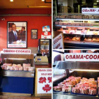 奥巴马曲奇饼 Obama Cookies !