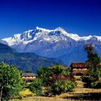 尼泊尔自助游记: (9) Pokhara博卡拉一日游