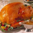 感恩节吃什么? – 火鸡和金瓜感恩晚餐