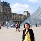 巴黎自助游记 – 游艺术殿堂卢浮宫