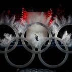 图解冬奥会开幕仪式和加拿大民情文化