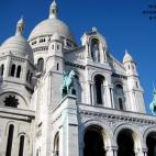 (组图) 漫步巴黎Montmartre – 上山访圣心堂,下山看红磨坊