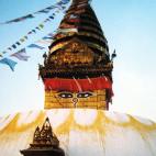 尼泊尔自助游记: (3) 出发啦!抵达啦!
